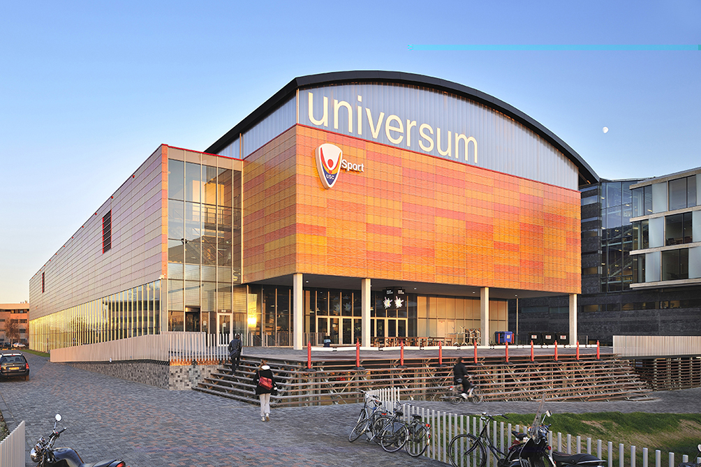 Sportcentrum Universum - Rudy Uytenhaak